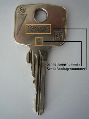 Schlüssel-Service
